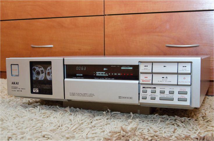 AKAI GX-9 - www.remix-numerisation.fr - Rendez vos souvenirs durables ! - Sauvegarde - Transfert - Copie - Digitalisation - Restauration de bande magnétique Audio - MiniDisc - Cassette Audio et Cassette VHS - VHSC - SVHSC - Video8 - Hi8 - Digital8 - MiniDv - Laserdisc - Bobine fil d'acier - Digitalisation audio
