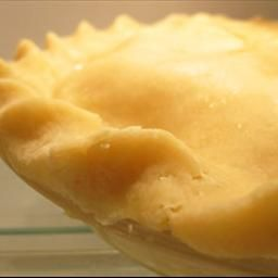 Perfect Pie Crust Recipe made with All Butter - THIS IS THE ONE!