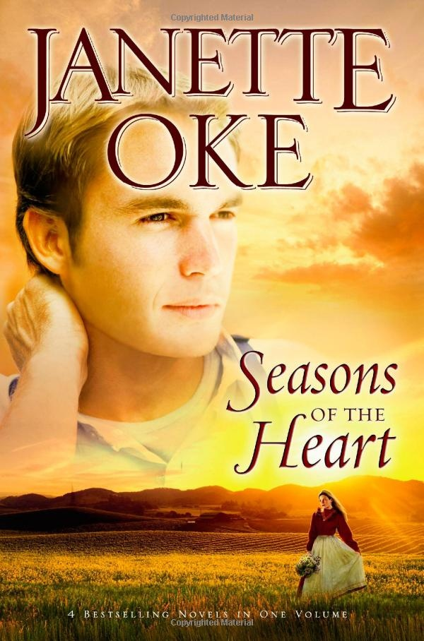 Four books in one volume! Seasons of the Heart by Jannete Oke