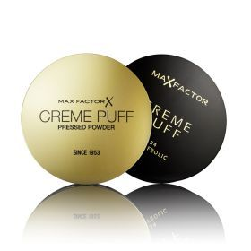Max Factor Creme Puff No 05 Translucent Το crème puff είναι η κλασσική πούδρα σε μορφή compact της Max Factor, φορέστε την πάνω από την ενυδατική σας για απαλή κάλυψη ή σαν φινίρισμα πάνω από το make up. Τιμή €6.90