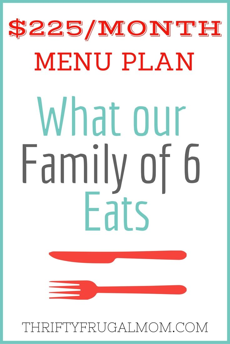 Meal planning on a budget? Here's what our family has been enjoying lately on our $225/mo. menu plan. Lots of great frugal recipe ideas!