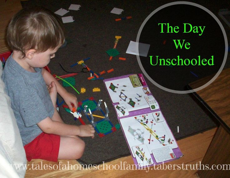 The Day We Unschooled | Tales of a Homeschool Family