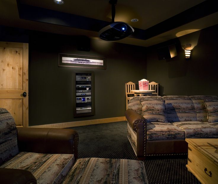 85 Best My Future Home Theater Images On Pinterest