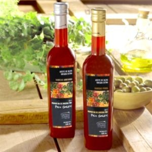LaTienda.com - Duo of 'First Day of Harvest' Extra Virgin Olive Oil by Castillo de Canena http://www.tienda.com/food/products/oo-75.html?site=1