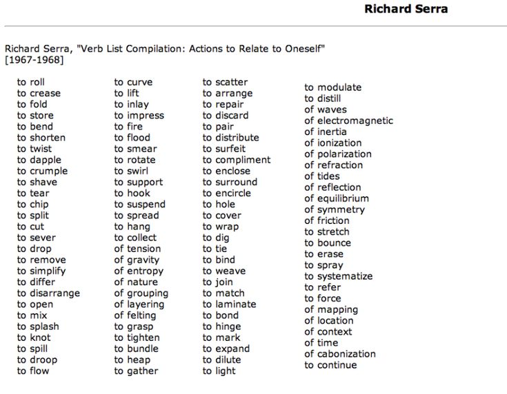 88 best Serrau0027s List of Verbs images on Pinterest Aircraft - resume verbs list