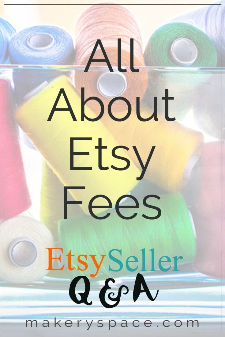 While most Etsy sellers understand that there is a $.20 fee to list an item and a 3.5% transaction fee when it sells, there's often confusion when it comes to payment processing fees and how fees are treated in the case of a refund.   Etsy Tips   31 Days of Etsy Seller Q & A with Melissa Kaiserman