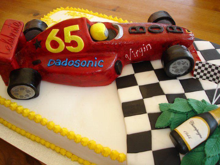 Grand Prix Cakes