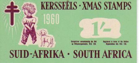 UNION SA 1960 1S CHRISTMAS BOOKLET COMPLETE