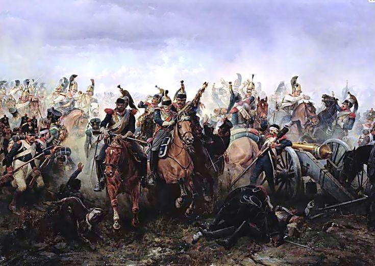 bataille de Fère- Champenoise 25 Mars 1814 - Bogdan Willewalde