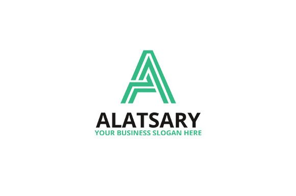 Alatsary Logo by atsar on Creative Market