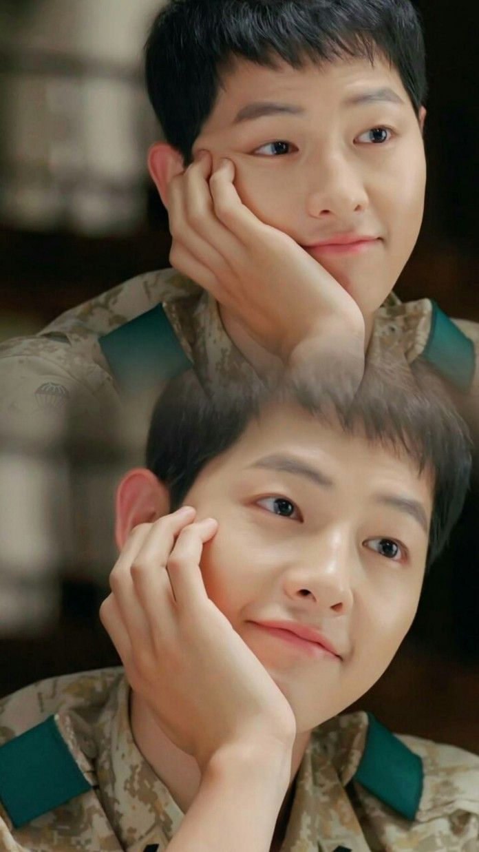 "Reasons why you're part of the ""Descendants of the Sun"" Song Joong Ki Craze"