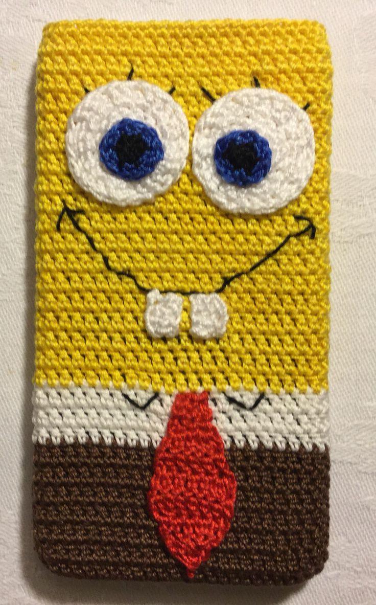 Spongebob obal na mobil