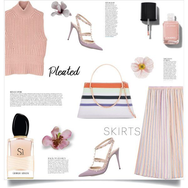 Pleated outfit ideas for 2017 (35)