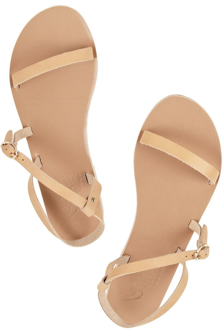Ancient Greek Sandals | Niove leather sandals | NET-A-PORTER.COM