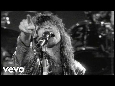Wanted Dead or Alive (Bon Jovi)