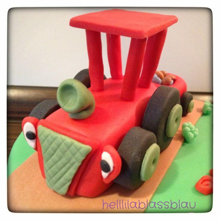 Die besten kleiner roter traktor ideen auf pinterest