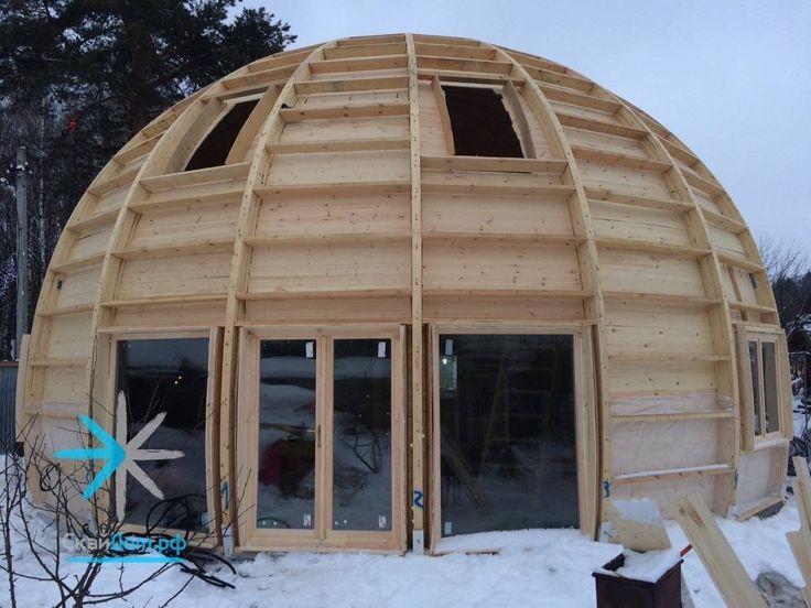 die besten 25 ideen zu kuppelh user auf pinterest rundhaus yurts und geod tische kuppel. Black Bedroom Furniture Sets. Home Design Ideas