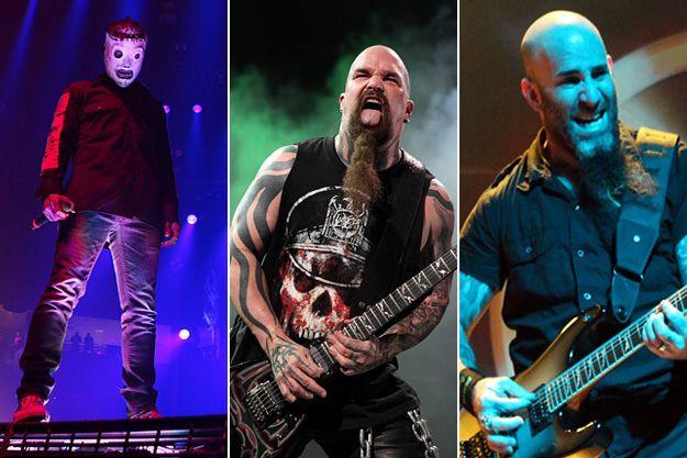 slipknot tour 2012 :-D