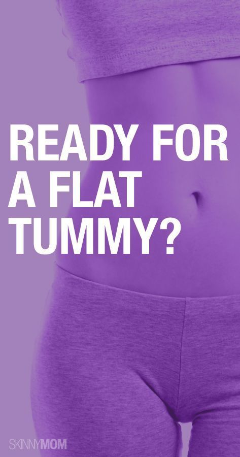 how to get a tight tummy