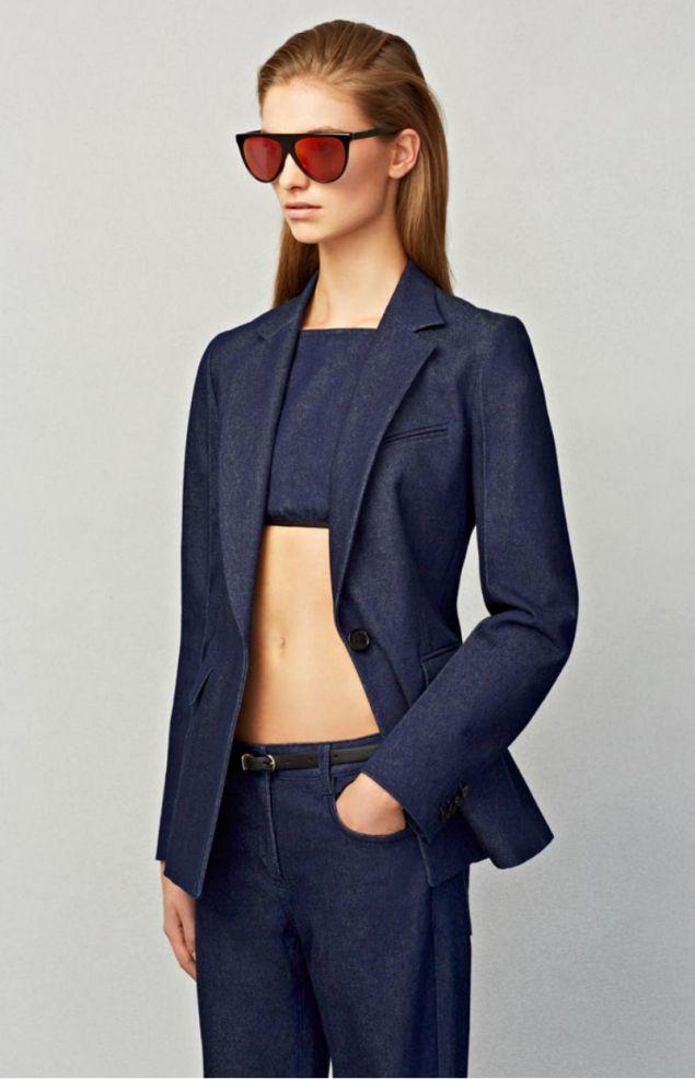 26 best kalem etek kombinleri images on pinterest woman fashion phillip lim denim capsule fandeluxe Images
