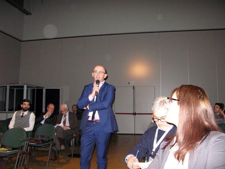 Claudio Zanelli (AILM Emilia Romagna e Marini Bmag Fayat)