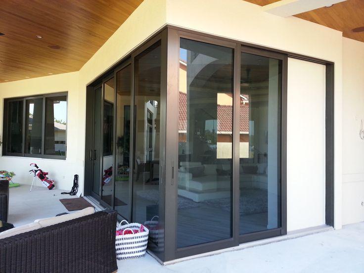 45 best window photos images on pinterest glass doors glazed corner windoor impact sliding glass doors planetlyrics Choice Image