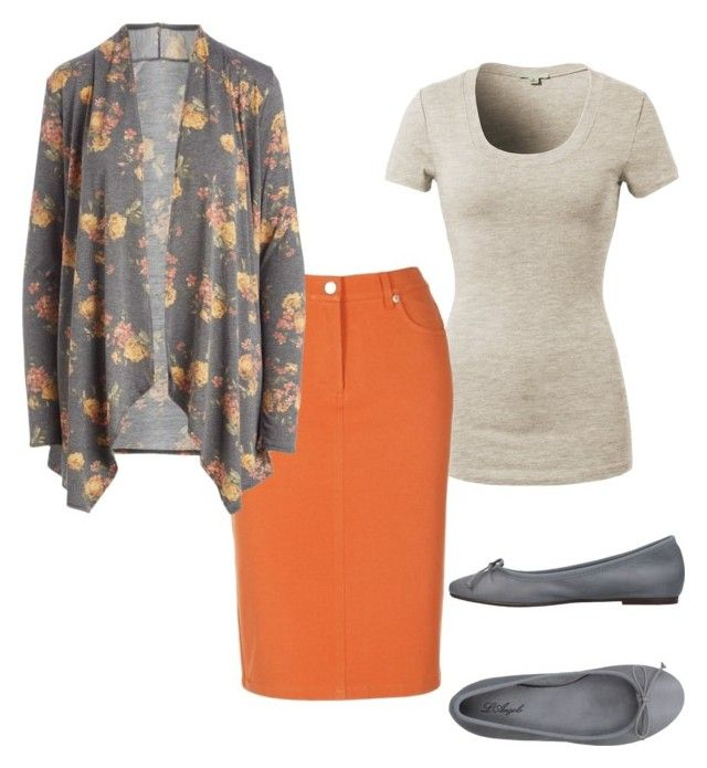 """""""Untitled #748"""" by carrieveland on Polyvore featuring Cool Melon and plus size clothing"""