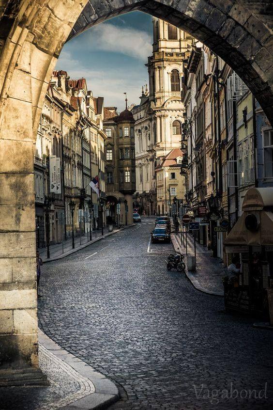 Domov - Prague