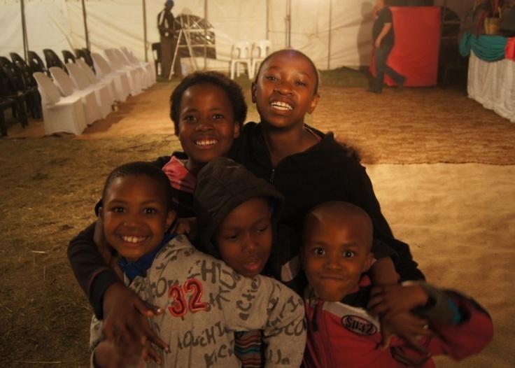 ZAMDELA - Smiles all around!