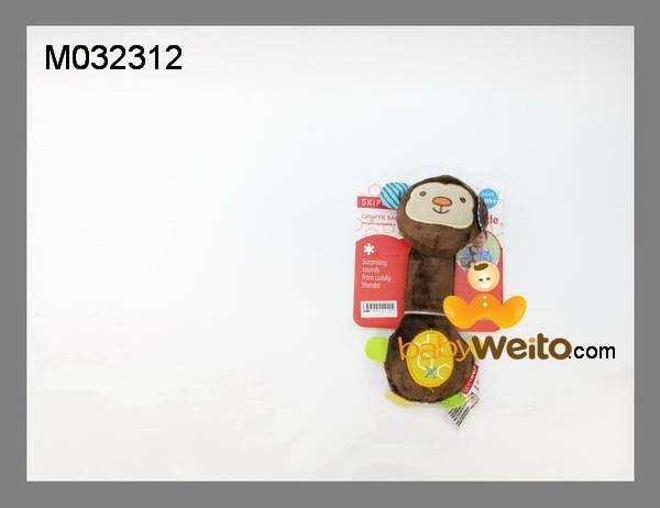 M032312  Rattle stick skip hop monkey  bahan halus dan lembut  warna sesuai gambar  IDR 50*  BCA 6320-2660-58 a/n HENDRA WEITO MANDIRI 123-00-2266058-5 a/n HENDRA WEITO PANIN 105-55-60358 a/n HENDRA WEITO  Telp :021-9388 9098