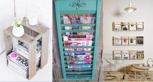 36 best images about rangement on pinterest storage - Comment ranger ses magazines ...