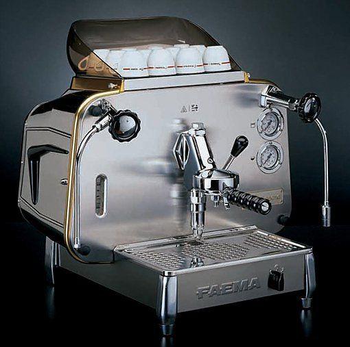 Faema – We love coffee! Interior design & lifestyle www.spinzi.com
