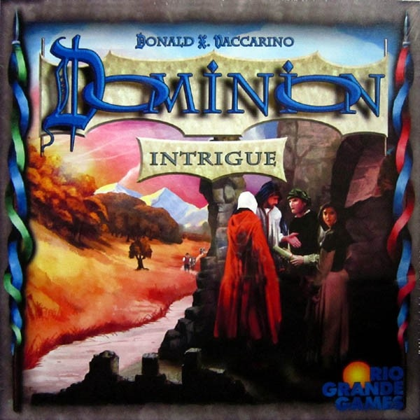 We will hold a Dominion tournament for cash prizes.