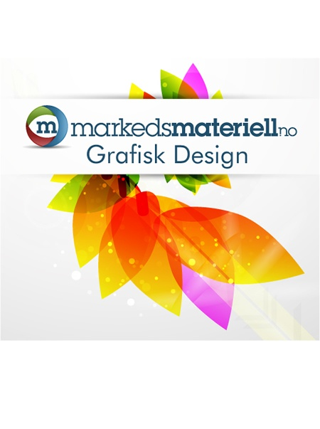Grafisk Design er kunsten å arrangere bilder og tekst for å kommunisere et budskap, og skape forståelse for budskapet.