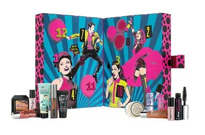 Benefit 12 days of Christmas beauty advent calendar