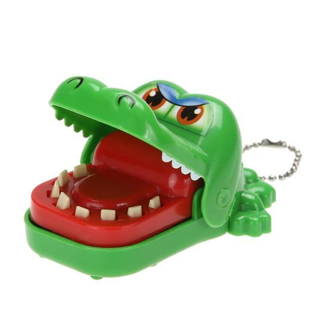 Selling out fast! Funny Toy Crocodile Bite Mouth with Keychain (Random Color) http://www.cfascrubs.com/products/funny-toy-crocodile-bite-mouth-with-keychain-random-color?utm_campaign=crowdfire&utm_content=crowdfire&utm_medium=social&utm_source=pinterest