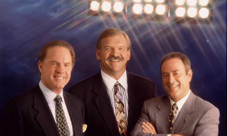 Ranking every 'Monday Night Football' announcer ever, from O.J…