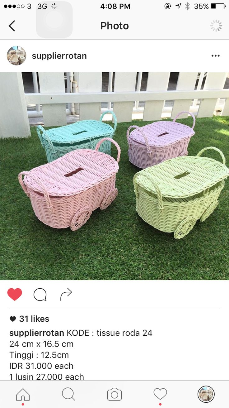 Forsale shabbychic rattan from semarang, indonesia .  If you have design we can create and we ready stock a lot of models of rattan. Shipping worldwide  Line: agnesaverinaa Wa : 08112717199