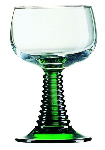 Roemer Glas, a german wine glass.