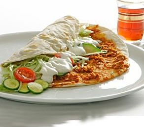 Lahmacun (Turkse Pizza)