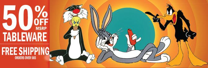 Looney Tunes Party Supplies