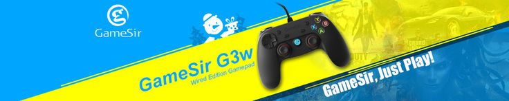 USD 49.99/pieceUSD 49.99/pieceUSD 49.99/piece                                        GameSir G3w adopts a 32-bit MCU chip, computing capability is up to 48 million times per second that stands for its high sensitivity and accuracy in overall performance. GameSir G3w is compatible with Android...  http://www.etproma.com/products/gamesir-g3w-wired-gamepad-controller-for-android-smartphone-tablet-pc-with-hoder/