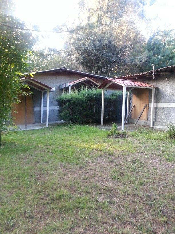 Cabaña cercana a los Azufres Michoacán México