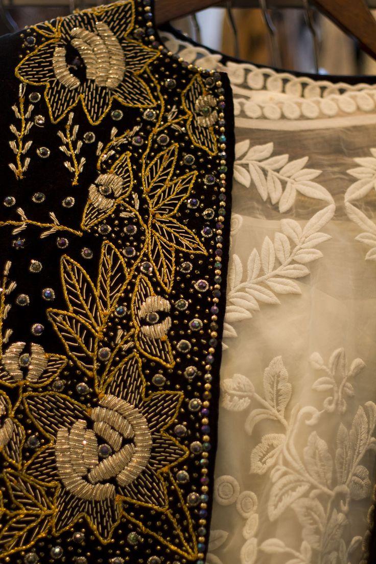 Contrastes de texturas en Rapsodia