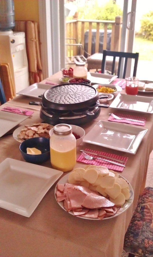 Frühstück Raclette   – Wendy Crandall – #ideen #kochen #raclette #raclette(cheese) #raclettebeilagen #raclettedips #racletteessen #raclettegrill #racletteidee #racletteideen #racletteideenfürspfännchen #racletteideengesund #racletteideenvegetarisch #raclettekäse #raclettepfännchenideen #raclettepizza #racletterezept #racletterezepte #racletteroulette #raclettetest #raclettezutaten #raclettezutatenideen #silvester #silvesterracletteideen #süßesraclette – Frühstück Raclette   – Wendy Crandall   – Tricks for Easier Life