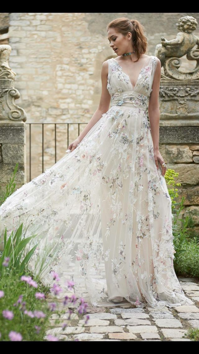 Pin By Kelly Reed On For My Daughter Wedding Dresses Unique