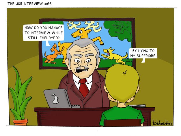 The Job Interview #66