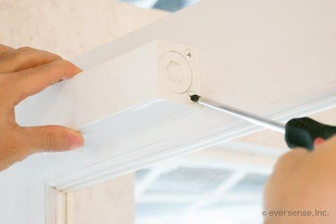 ドアのクローザーを調整したい どのネジを回せばいいの 画像あり