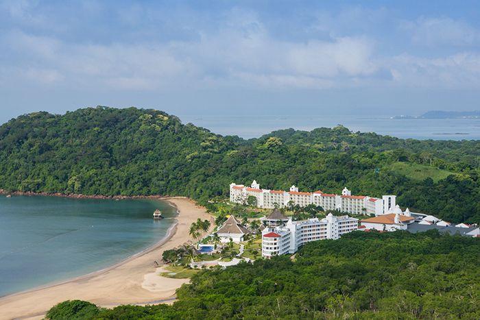 A beautiful shot of Dreams Delight Playa Bonita Panama!