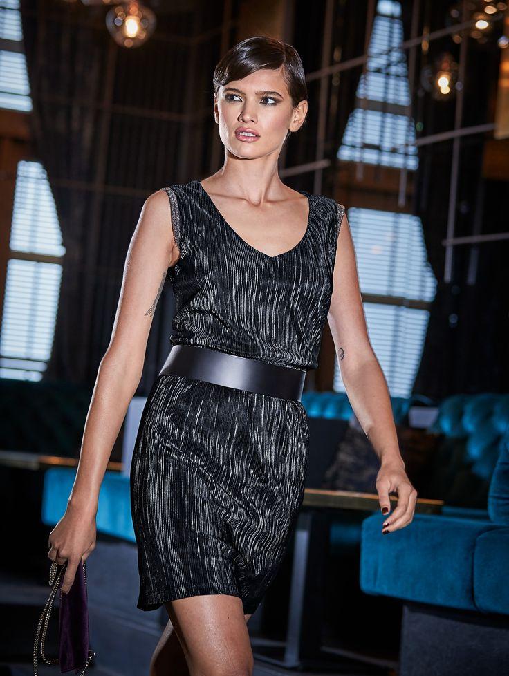 SIENNA Abendkleid, Cocktailkleid, Kleid für die Festtage,  Kleines Schwarzes.